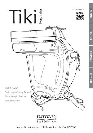 Tiki Respirator Handbuch